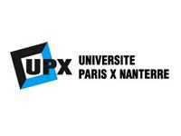 UNIVERSITE PARIS X NANTERRE