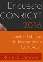 ENCUESTA NACIONAL CONRICYT 2016