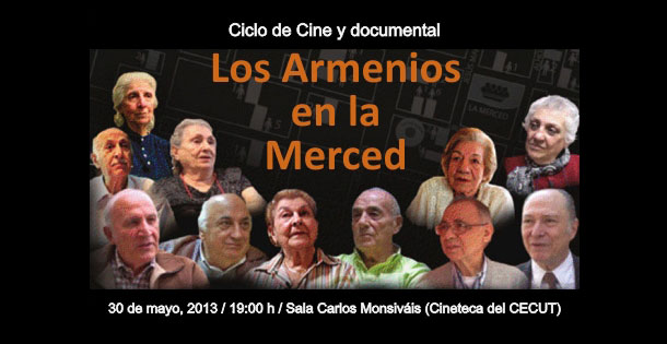 Ciclo de cine y documental: Los armenios en la Merced