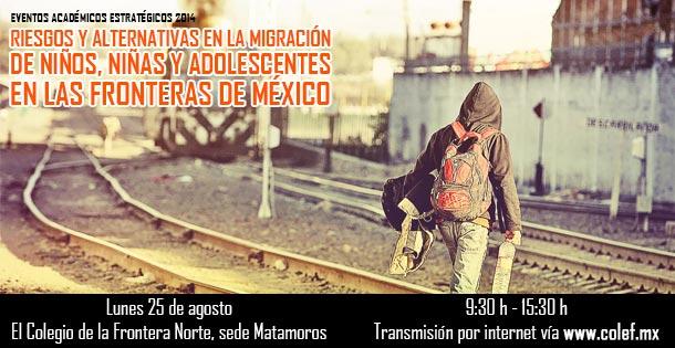 niños migracion