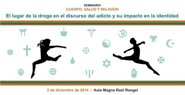 Seminario cuerpo, salud y religión