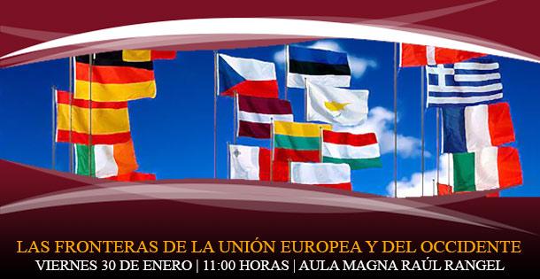 Las fronteras de la UE-Occidente