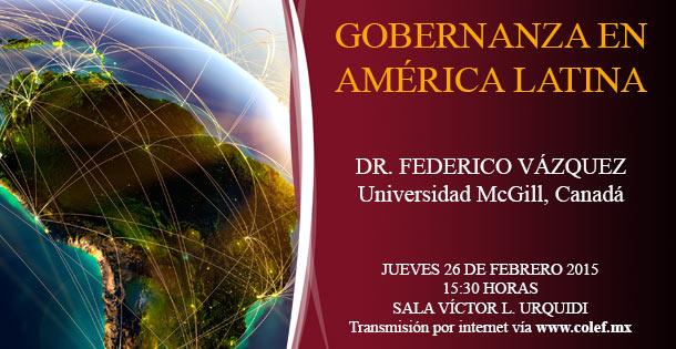 Gobernanza en América Latina