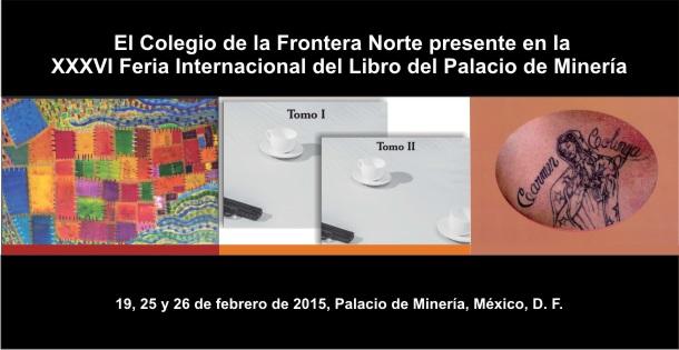 XXXVI Feria del Libro en Palacio de la Minería