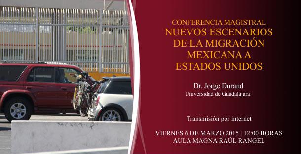 Nuevos escenarios de la migración mexicana