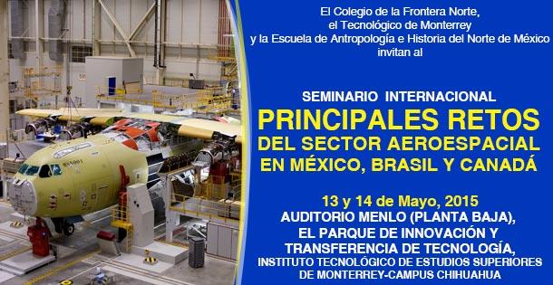 Principales retos del sector aeroespacial