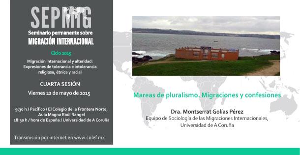 Mareas de pluralismo. Migracion y confesiones