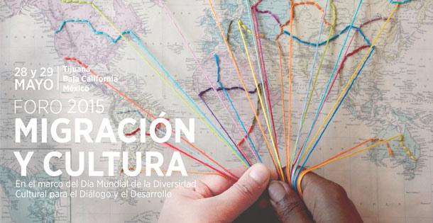 Jornadas sobre cultura y migración