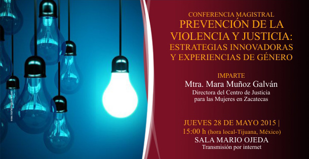 Prevención de la violencia y la justicia