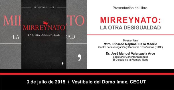 Presentación del libro Mirreynato