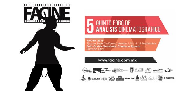 5o. Foro de Análisis Cinematográfico FACINE