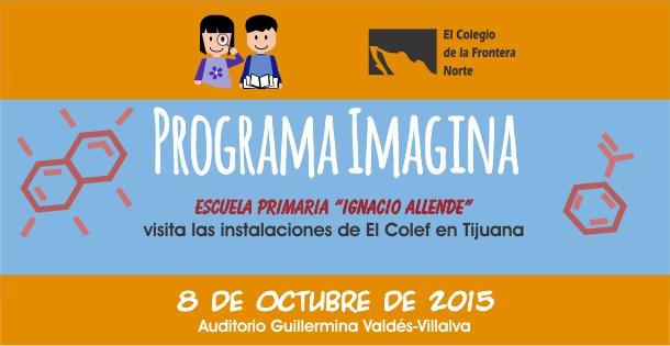 """Visita de niñas y niños de la Escuela Primaria """"Ignacio Allende"""""""