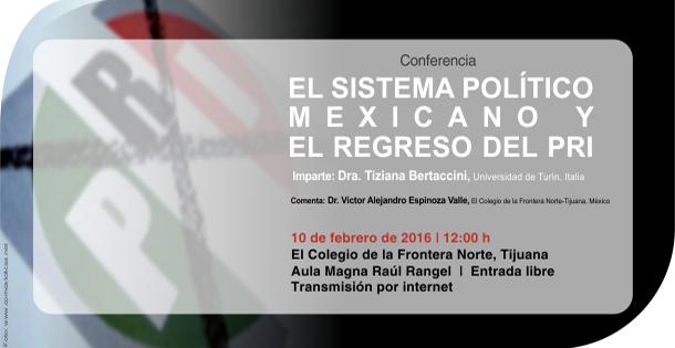 El sistema político mexicano y el regreso del PRI