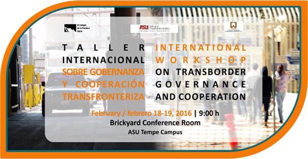 Gobernanza y Cooperación Transfronteriza