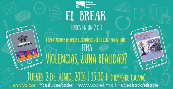El break 2 de junio