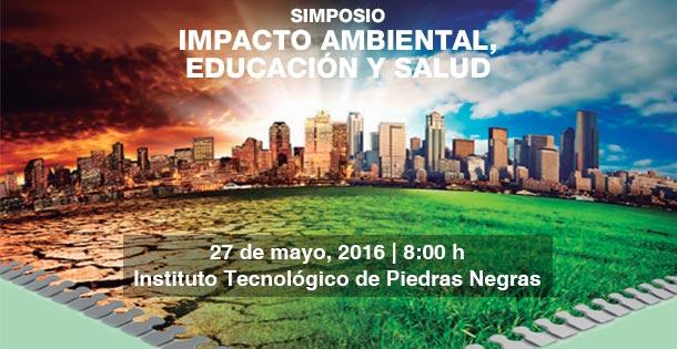 Impacto ambiental, educación y salud