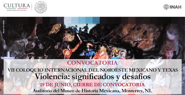 convocatoria VII coloquio internacional, cierre 19 de junio