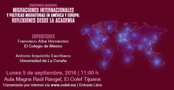 Migraciones internacionales y políticas migratorias en América y Europa: reflexiones desde la academia
