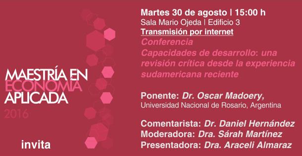 Capacidades de desarrollo: una revisión crítica desde la experiencia sudamericana reciente