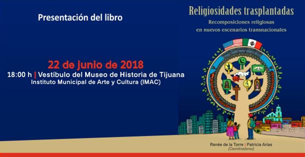 Banner Presentación del libro: Religiosidades
