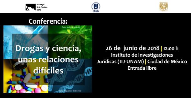 Banner Conferencia en CDMEX