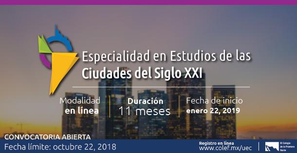Banner Ciudades del sXXI