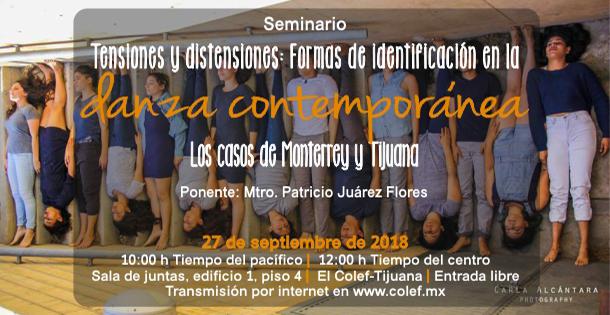 Banner Seminario danza