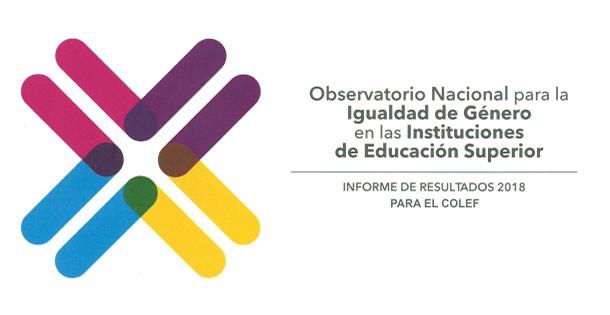 Banner Observatorio Nacional para la Igualdad de Género