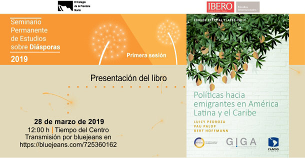 Banner PRIMERA SESIÓN DEL SEMINARIO VIRTUAL DE ESTUDIOS SOBRE DIÁSPORAS 20