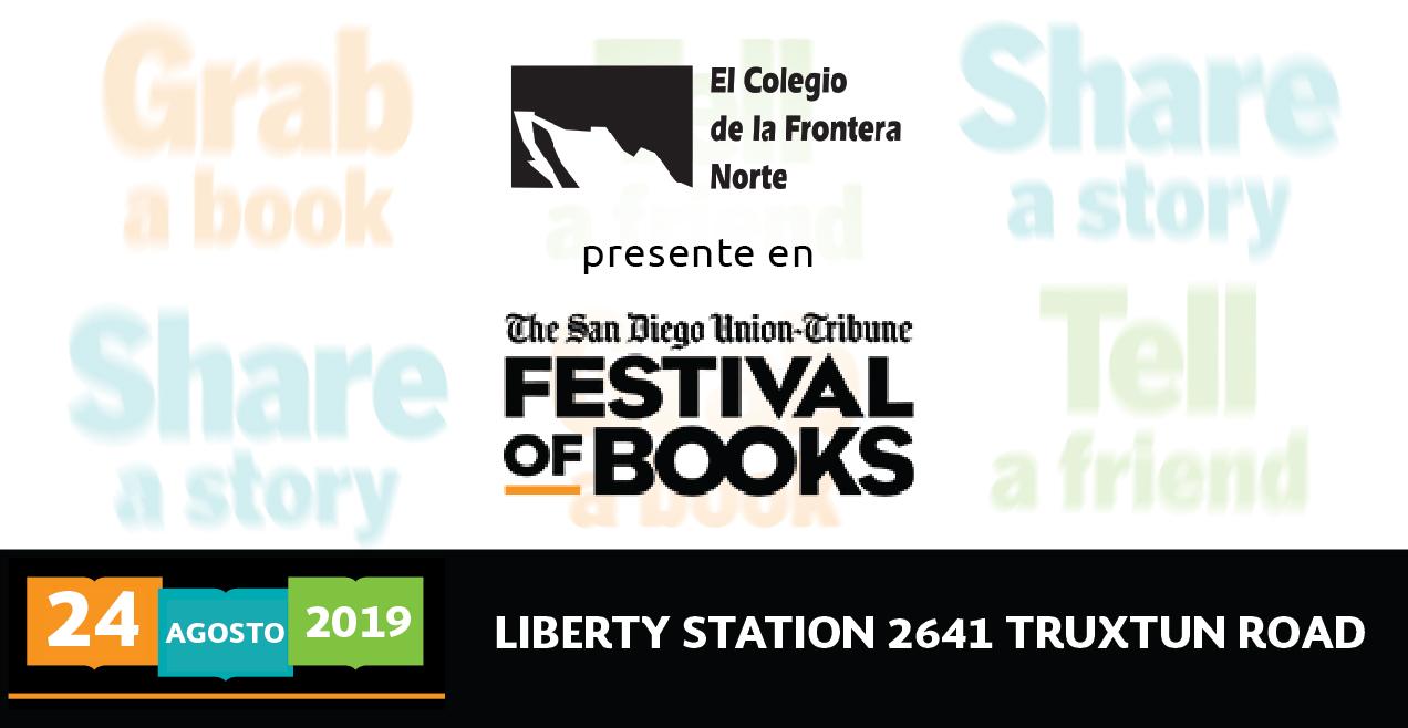 Banner Festival of Books SD