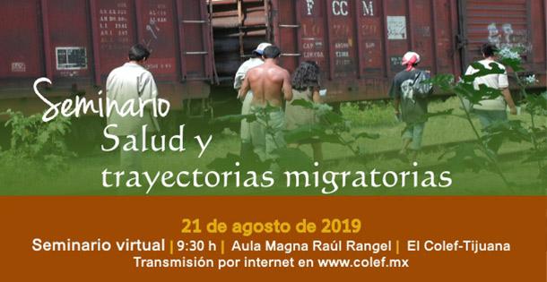 Banner Seminario Salud y Trayectorias