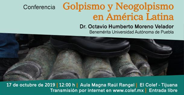 Banner Golpismo