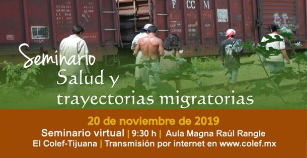Banner Seminario Salud y Trayectoria