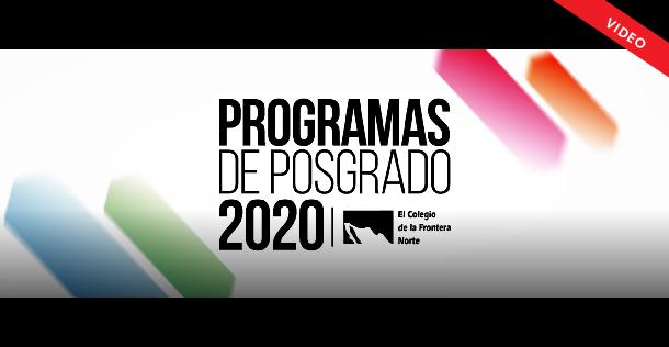 Banner Video posgrados