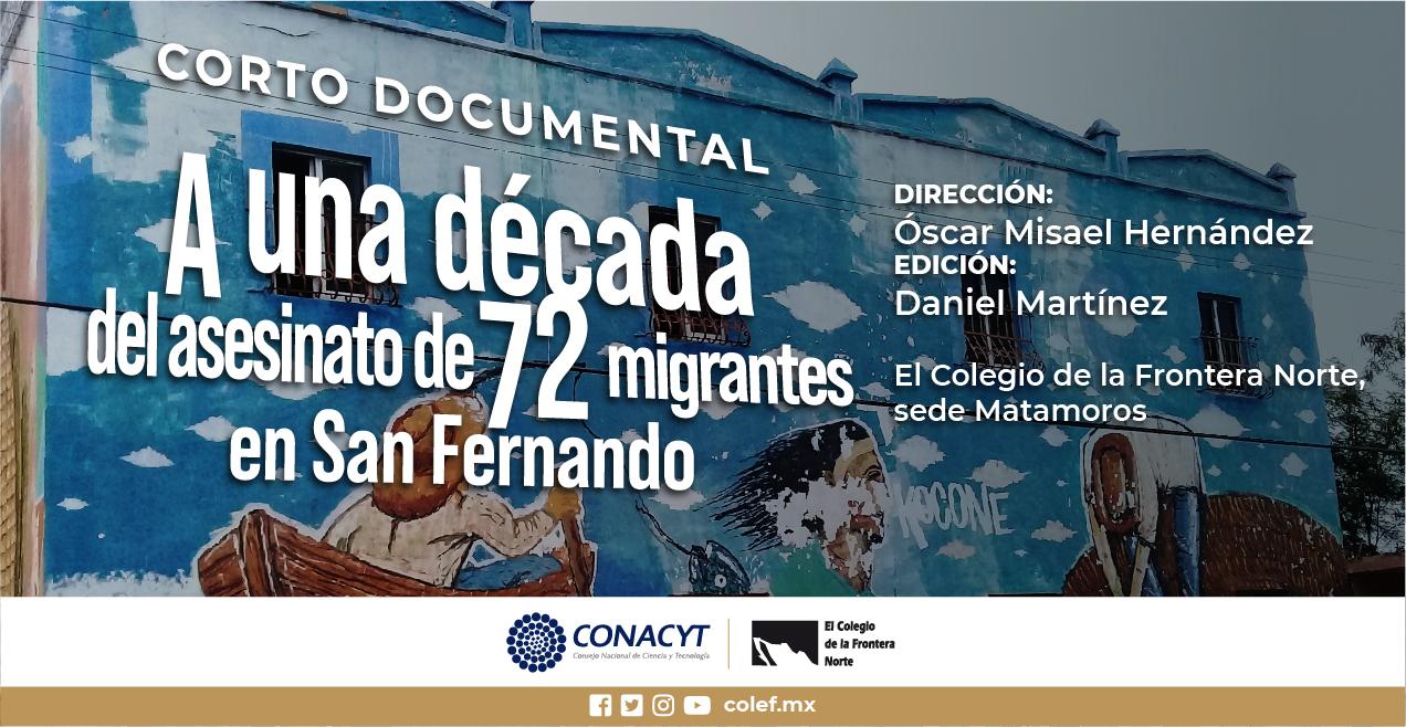 Banner CORTO DOCUMENTAL