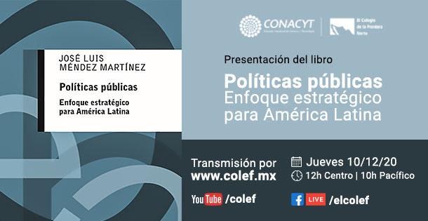 Banner LIBRO SOBRE POLITICAS PUBLICAS